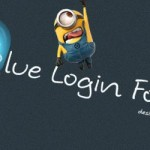 Wordpress Blue Login Style