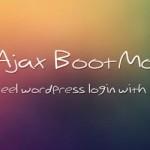 ajax bootmodal banner